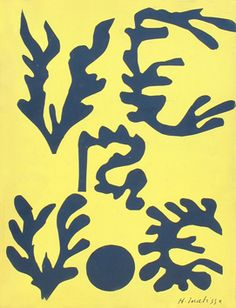 Matisse...nobody cut paper like you
