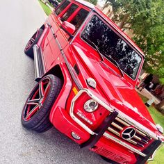 G Wagon Code Red