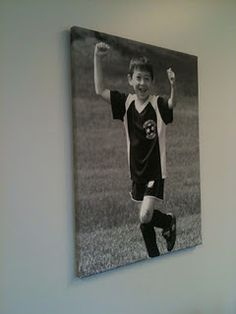 Printing your cherished memories on a canvas from www.easycanvaspri... is the best gift you can give