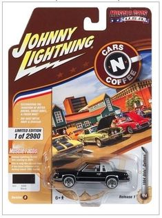 1:64 Johnny Lightning Muscle Cars USA 2018 R1B - 1984 Oldsmobile Cutlass #JohnnyLightning #Oldsmobile