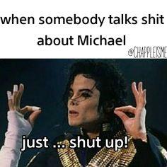 Shut the hell up! xx