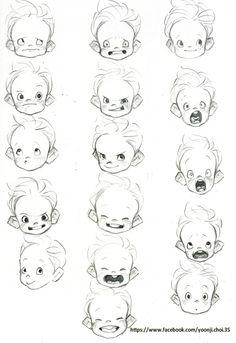 Children illustration drawing character design 37 Ideas for 2019 Character Drawing, Character Illustration, Animation Character, Kid Character, Character Concept, Character Design Teen, Kid Illustration, Character Types, Art Illustrations