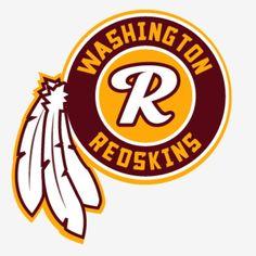 Washington Redskins Alternate Logo Concept Design.