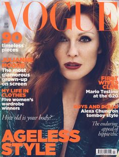 Vogue UK July 2009