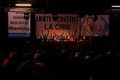 Rossoparma.com - #scioperosociale , chi vuole un futuro #incrocialebraccia : manifestazioni a Milano e Roma, presidio a Parma