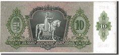 10 Pengö 1936 Hungary VF+