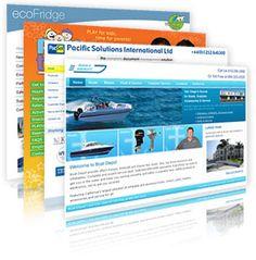 web design services nationwide including ecommerce website design.