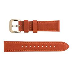 Classic American-made leather watch strap designed with a style that thinks in decades not seasons. Made by Hadley-Roma in Largo, FL, using premium leather handcrafted in America's oldest continuously-operated tannery.