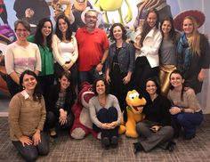 The Walt Disney Company Brasil[São Paulo, Brasil] Sim, somos da turmaque acha quetrabalho deve ser prazeroso e que o resultado é melhor, muito melhor, quando se faz o que gosta. E ter gente do bem por perto faz tudo fluir lindamente. Exemplo?Os blogueiros que integram o time de Disney Babble Brasil + equipe de gestoresContinue Lendo