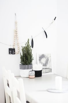 Christmas in our home - via Coco Lapine Design
