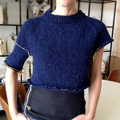 3a6c29e08 karentempler s how to improvise a top-down sweater