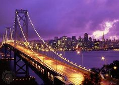 San Francisco..I have always seen this on TV but never in person...thank you Full House