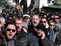 Ukraine News: Presidium of Luhansk regional administration suppo...