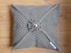 Almofadas de crochê modernas e coloridas ~ Arte De Fazer | Decoração e Artesanato