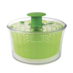 OXO Salad Spinner - Green or Clear