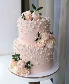 Elegant simple buttercream wedding cake design ideas – Page 5 Source by yesnicest ideas creative Floral Wedding Cakes, Fall Wedding Cakes, Wedding Cakes With Cupcakes, Elegant Wedding Cakes, Beautiful Wedding Cakes, Wedding Cake Designs, Beautiful Cakes, Rustic Wedding, Spring Wedding