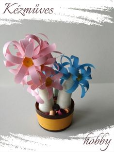 Quilling, Planter Pots, Place Cards, Place Card Holders, Bedspreads, Quilting, Paper Quilling