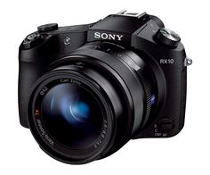 The new RX10 - Zoom, baby, zoom.