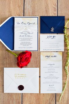 Tale As Old As Time ~ A Beauty & The Beast Inspired Wedding