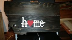 Montana Home Sign by NailedItMT on Etsy