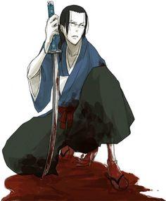 Jin - Samurai Champloo