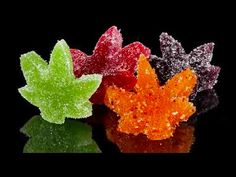 Cooking with Marijuana: Gummy Bears - YouTube