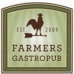 Farmer's Gastropub -- A Springfield favorite with exquisite fare, great drinks and beer, wonderful staff, friendly owners. Natural, local, and sustainable ingredients. English, French, German, Indian, and American cuisine.