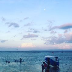 #bali#ocean#beach#sanur#sindhu#pantai#travelling#paradise#photography#inlove#snorkeling#indonesia#beautiful#landscape#boat#fish#moon by sarah_vezin Sarah May, Sanur Bali, Ocean Beach, Fishing Boats, Snorkeling, Beautiful Landscapes, Travelling, Paradise, Moon