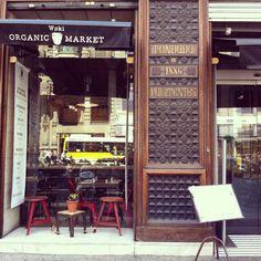 Barcelona ♥: Organic Market