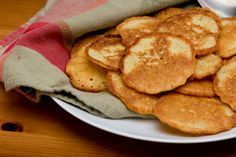 Rhode Island Johnny Cakes and more recipes