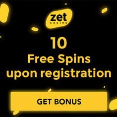 """Get 10 No Deposit Free Spins Bonus on """"God's Temple"""" slot at Zet Casino!  Plus, at Zet Casino you will find a wide variety of bonuses and promotions. As a new customer you will be able to start playing with a 100% deposit bonus up to €500. On top of you will be able to receive 200 free spins after making your first deposit. All you have to do in order to claim this offer is join the casino and make a minimum deposit of €20.  In the lobby of Zet Casino you will find a wide range of casino… Casino Promotion, Casino Games, Spinning, Slot, Temple, Join, Range, Free, Hand Spinning"""
