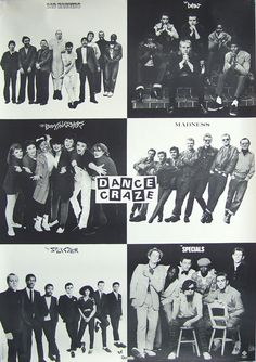 DANCE CRAZE (USA - 1981)