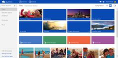 """SkyDrive overhauled to a """"modern"""" UI, new features and Android app coming soon Microsoft, Computer Shortcut Keys, Cloud Drive, Get Your Life, Cloud Computing, College Life, New Technology, College Students, Android Apps"""