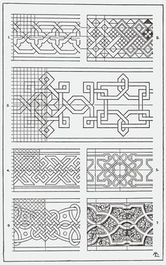 Patterns / File:Orna089 Flechtband.png — Designspiration