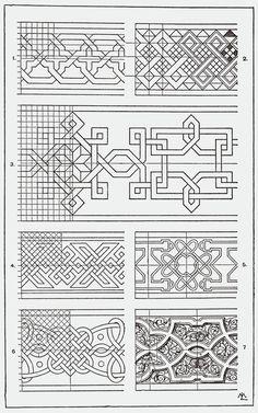 Patterns / File:Orna089 Flechtband.png — Designspiration