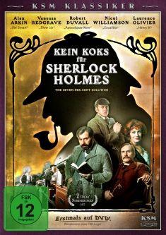 KSM - KSM Klassiker - Kein Koks für Sherlock Holmes
