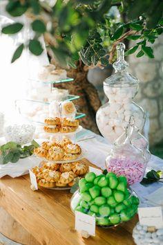 Candybar in rosa weiß grün | HannaMonika Wedding Photography | #hochzeit #candybar #hochzeitsdeko #tischdeko #love #sweet
