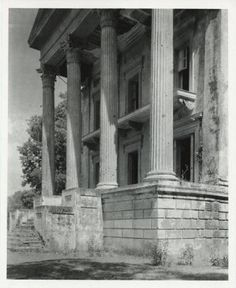 Belle Grove Plantation :: Frances B. Johnston Photograph Collection