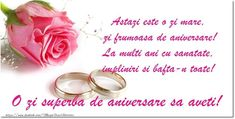 Happy Anniversary, Decoupage, Google, Wedding Rings, Place Card Holders, Dresses, Birthday, Gift, Happy Brithday