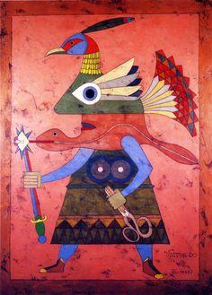 Victor Brauner | Surrealist painter | Tutt'Art@ | Pittura * Scultura * Poesia * Musica |