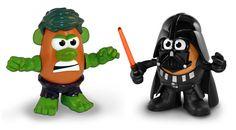 PPW Toys Mr Potato Head Toys