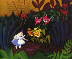 Alice in Wonderland : Tous les messages sur Alice in Wonderland - The Art of Disney