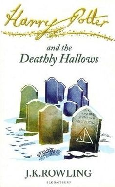 I think I'm the only avid Potterhead who hasn't read or seen the Deathly Hallows.