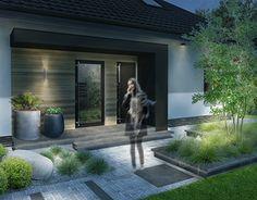 Private Garden, Garden Projects, Landscape Design, Behance, Patio, Gallery, Check, Outdoor Decor, Home Decor