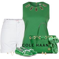 """Women's fashion """"Hit the Road With Cole Haan: Contest Entry"""" by stay-at-home-mom on Polyvore"""