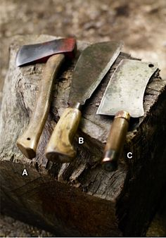 How to chop kindling and the best tools for the job | Gardens Illustrated