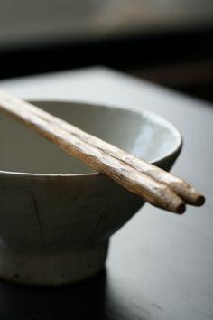 Chopsticks and Ochawan Bowl <3
