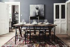 A serene Dutch home in whites and browns | my scandinavian home | Bloglovin'