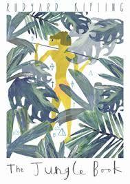 Resultado de imagen para the jungle book illustration cover
