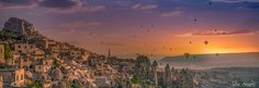 The heart of the city  City and architecture photo by ZekiSeferoglu http://rarme.com/?F9gZi
